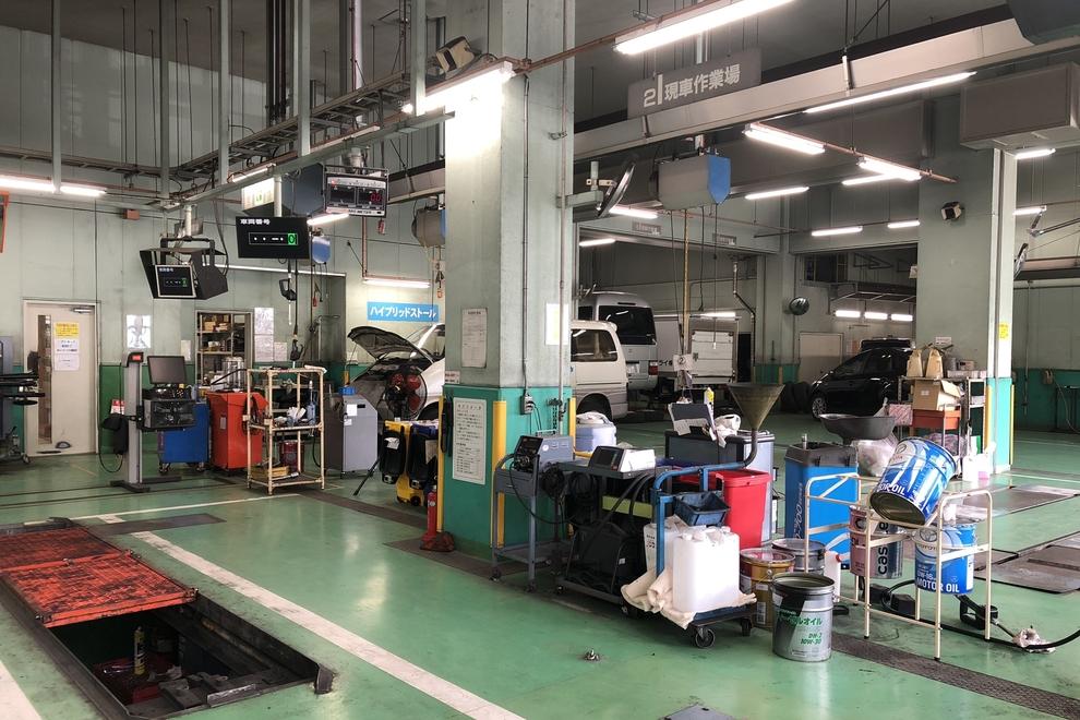 藻岩支店_工場