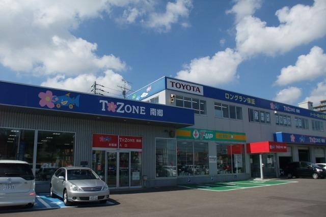 T-Z南郷_外観