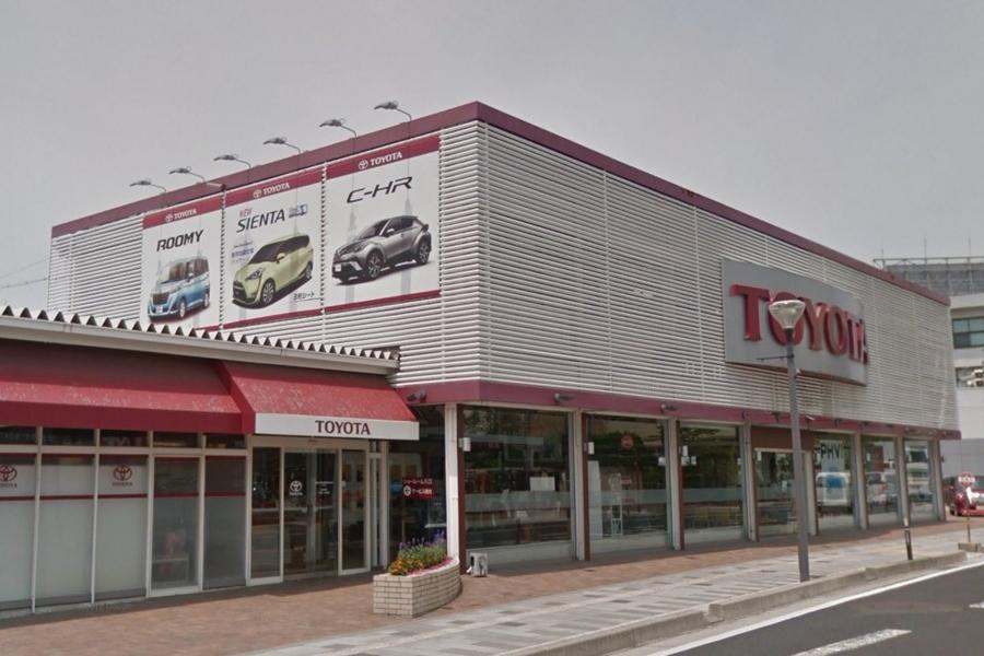 山形トヨタ山形店