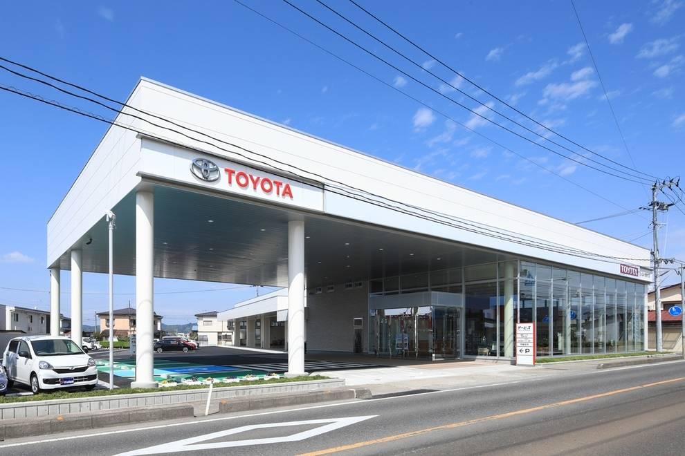 福島トヨタ 喜多方店