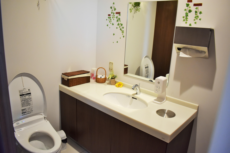 西那須野店(多目的トイレ)