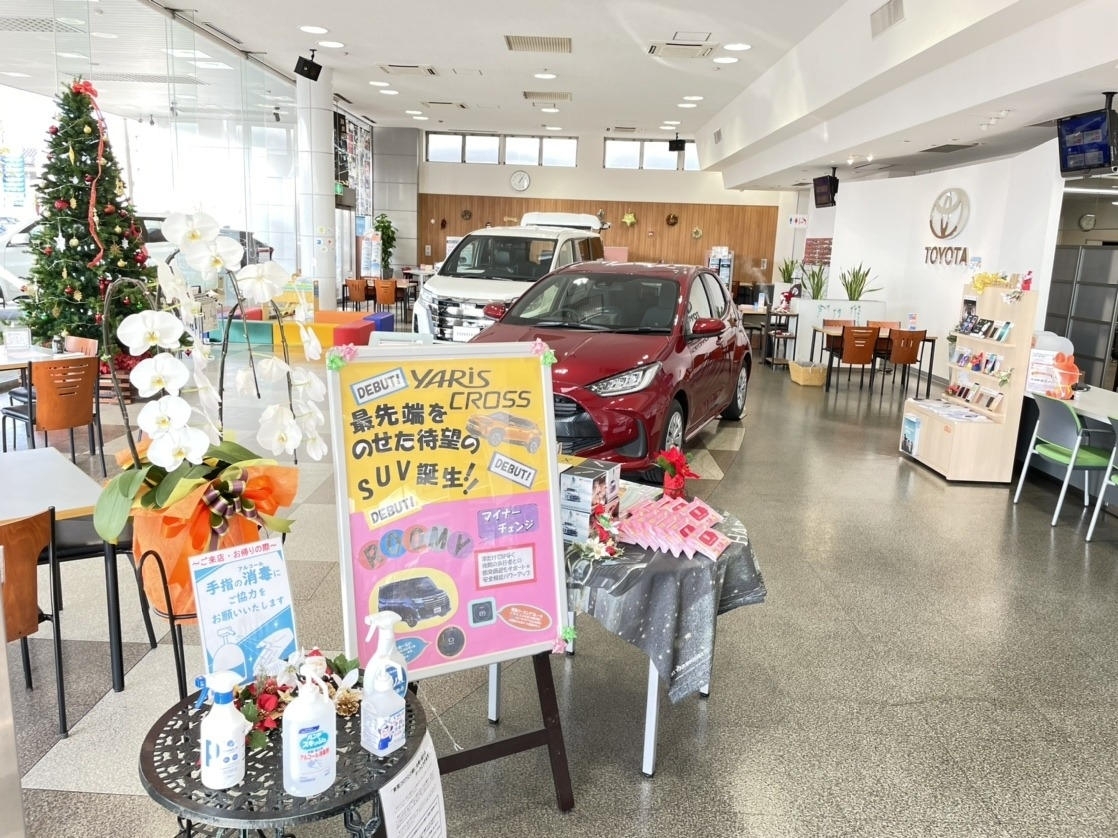 栃木トヨタ駒生店7