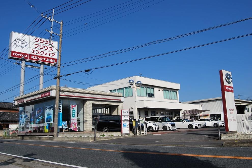 加須店外観1203