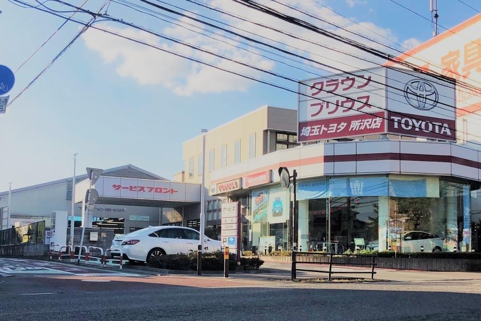 所沢店外観1203