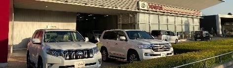 千葉 トヨタ 穴川 外観 SUV