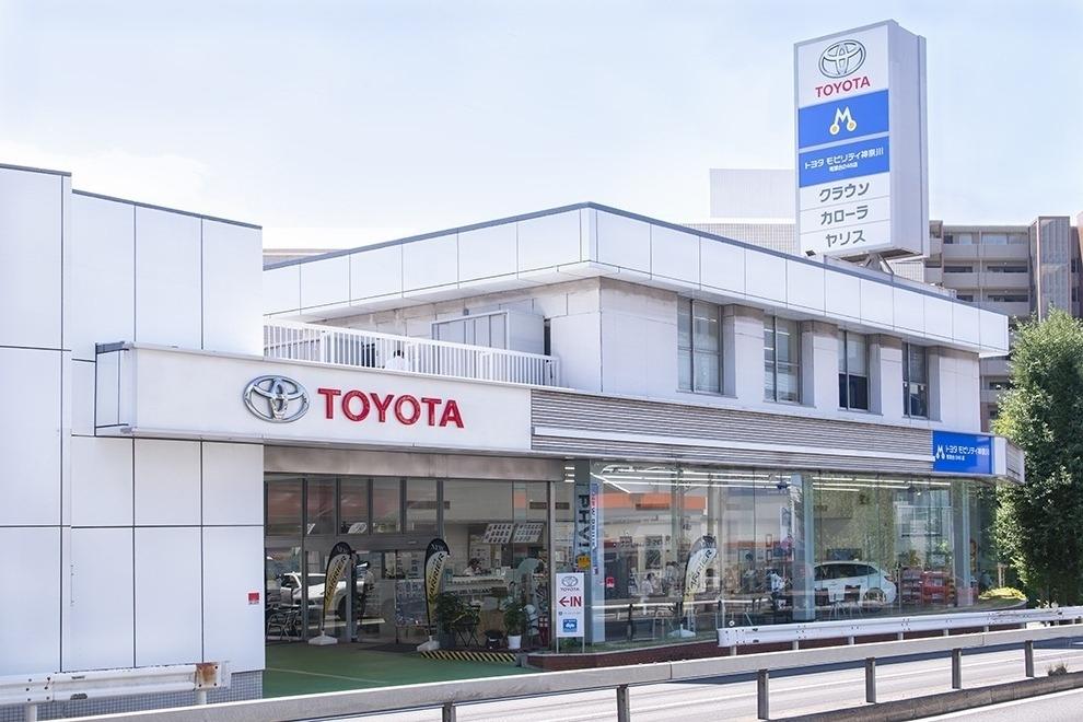 青葉台246店(旧:神奈川トヨタ青葉台店) (6)
