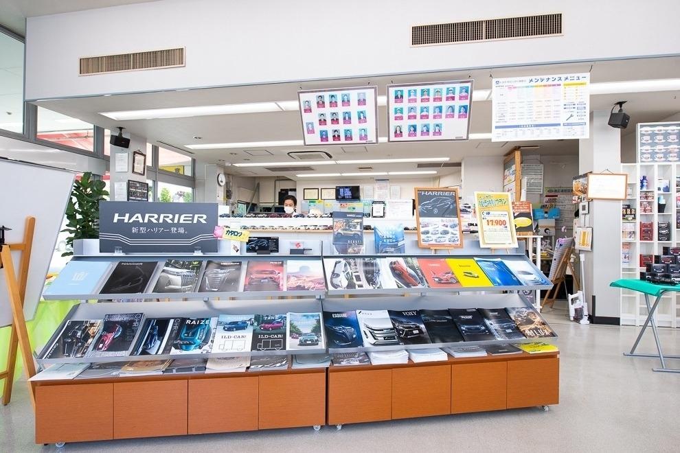 青葉台246店(旧:神奈川トヨタ青葉台店) (8)