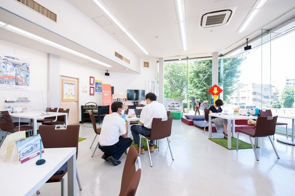 青葉台246店(旧:神奈川トヨタ青葉台店) (10)