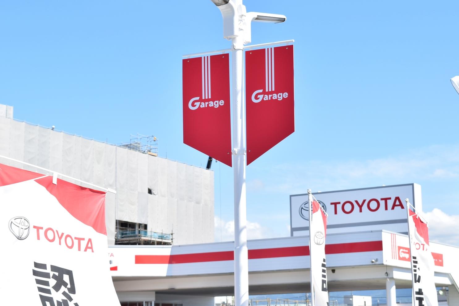 【2012】中古車garage富山南