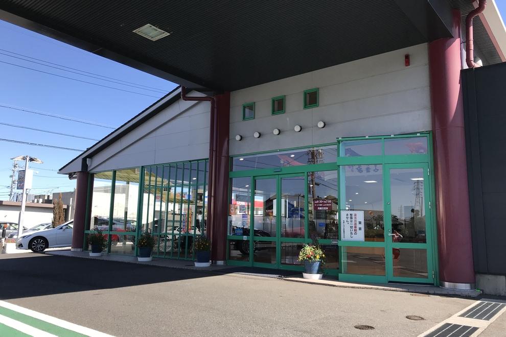 可児店入口1