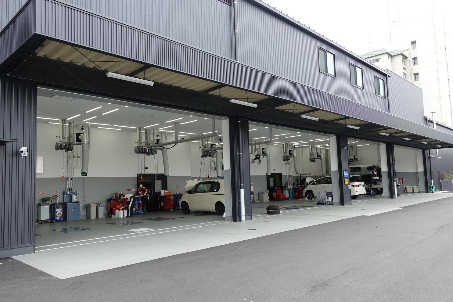 トヨタウン 工場2