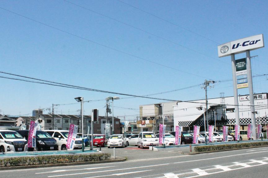 UC外環東大阪 外観