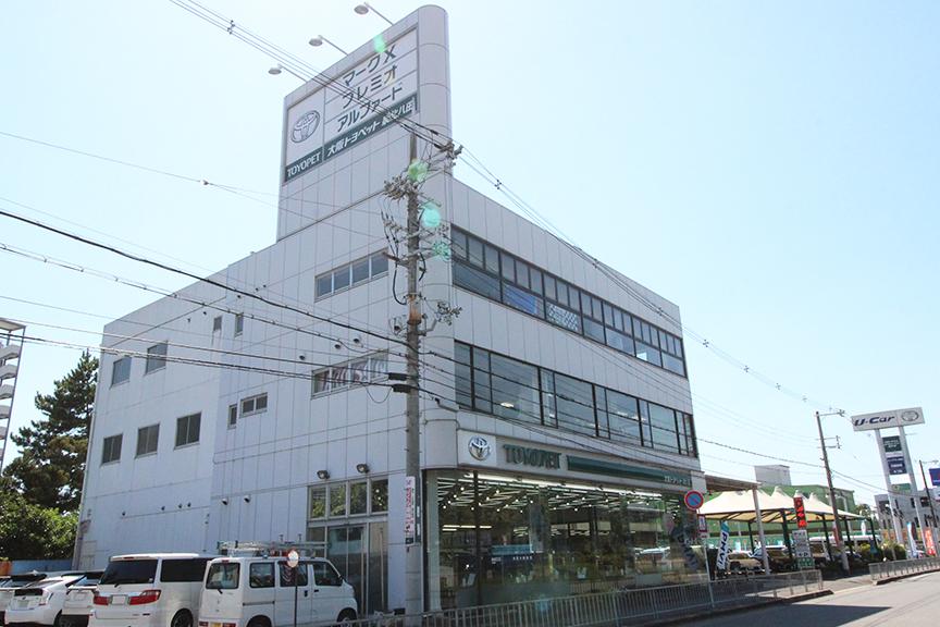 泉北八田店 外観