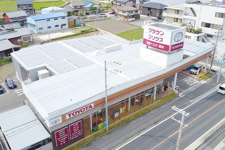 トヨタ 兵庫 会社概要│兵庫トヨタ自動車株式会社