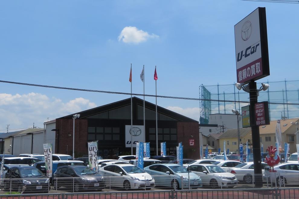 U-CarMax奈良八条店外観
