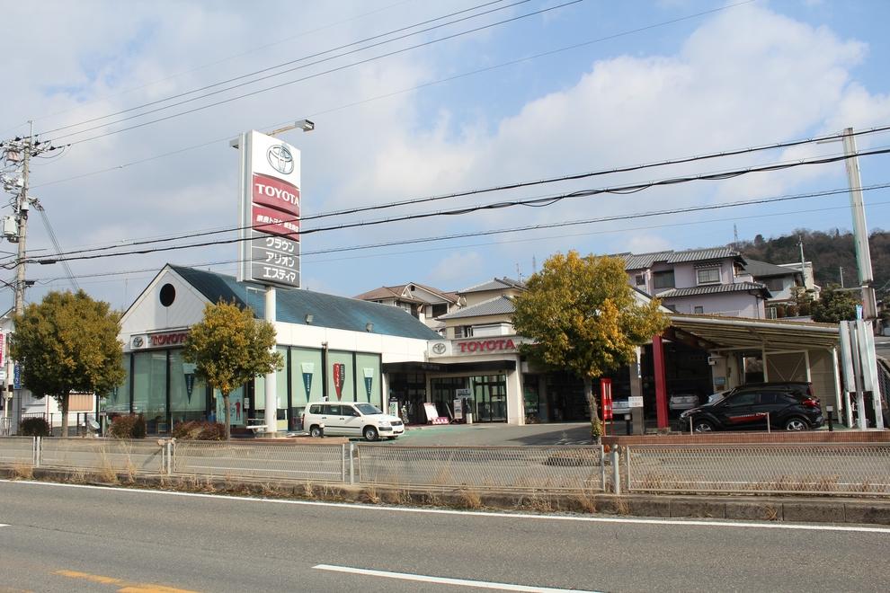 東生駒店外観