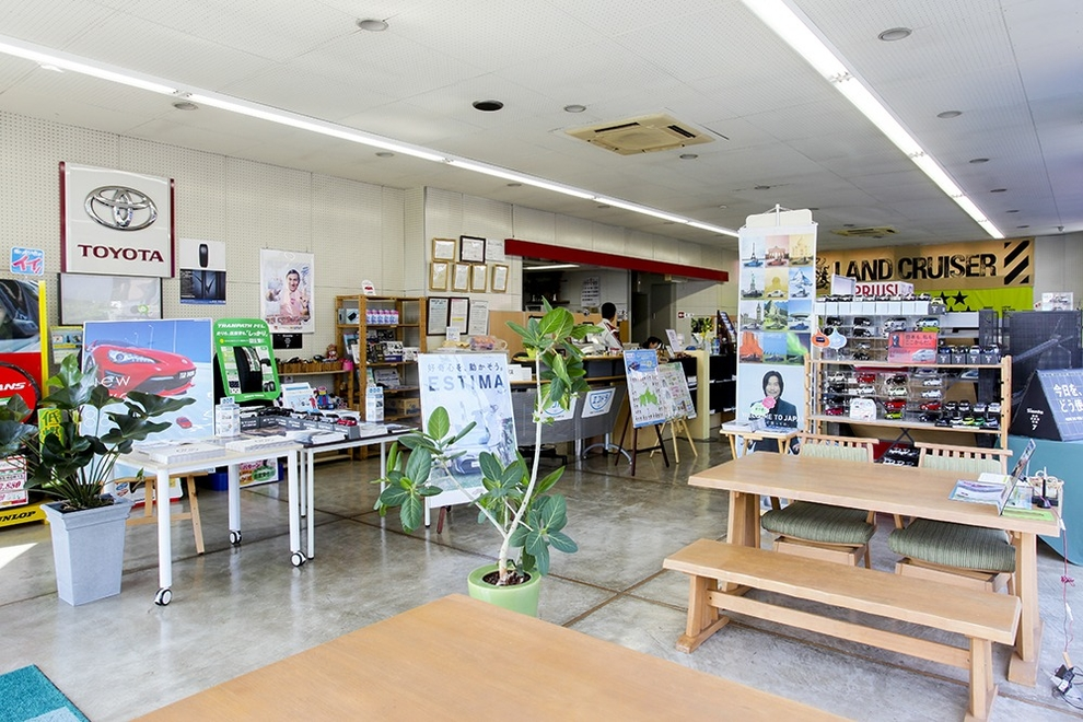 美祢店 店舗画像