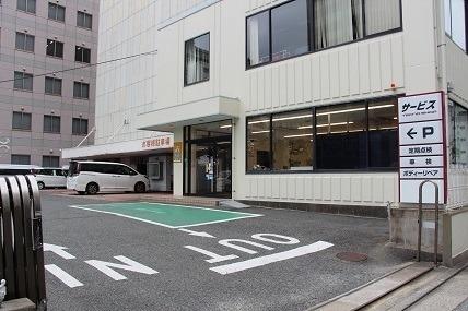 長浜店外観③
