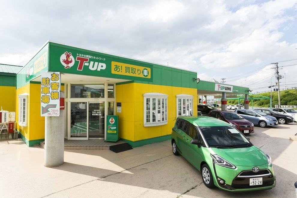 T-UP弘前神田店