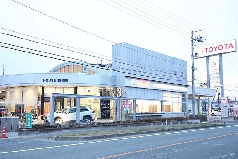 トヨタI&I南相馬外観02