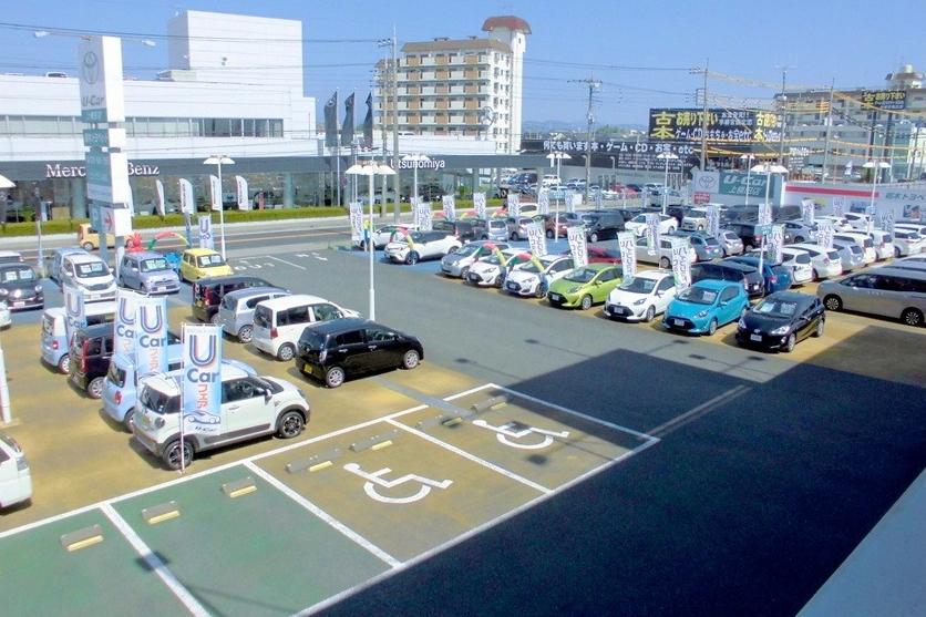 上横田展示場