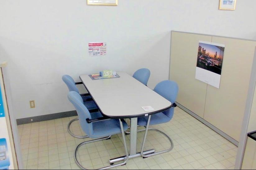 上横田商談スペース