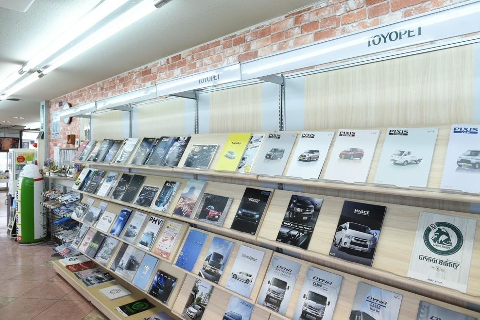 川越支店ショールーム写真