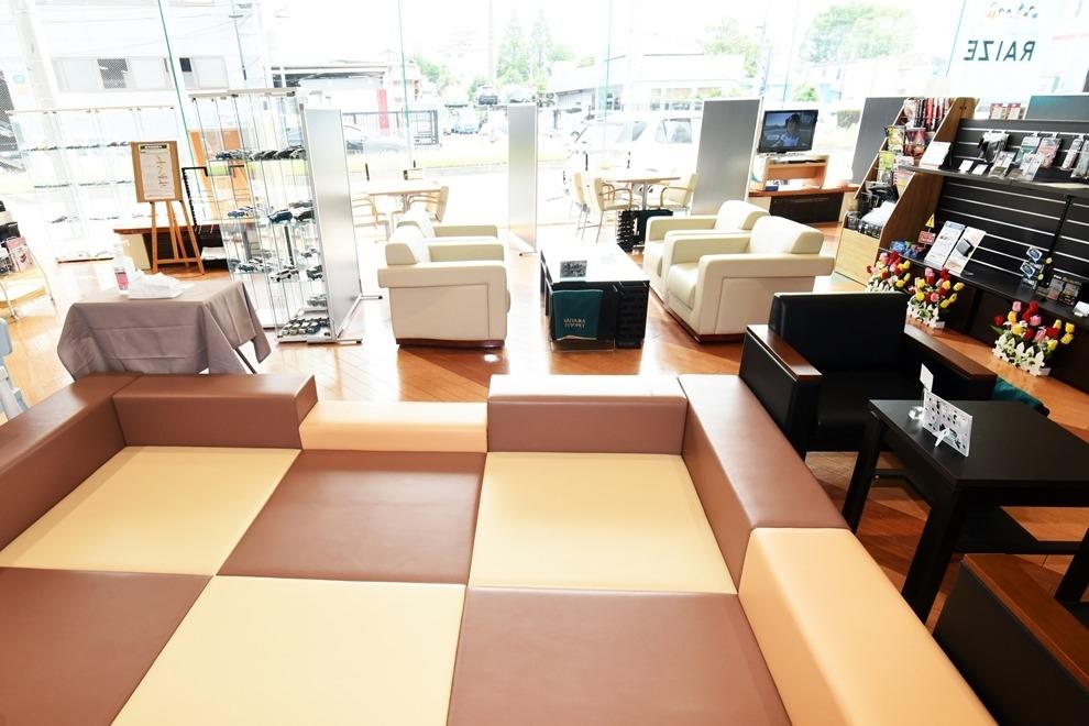 浦和東支店ショールーム写真
