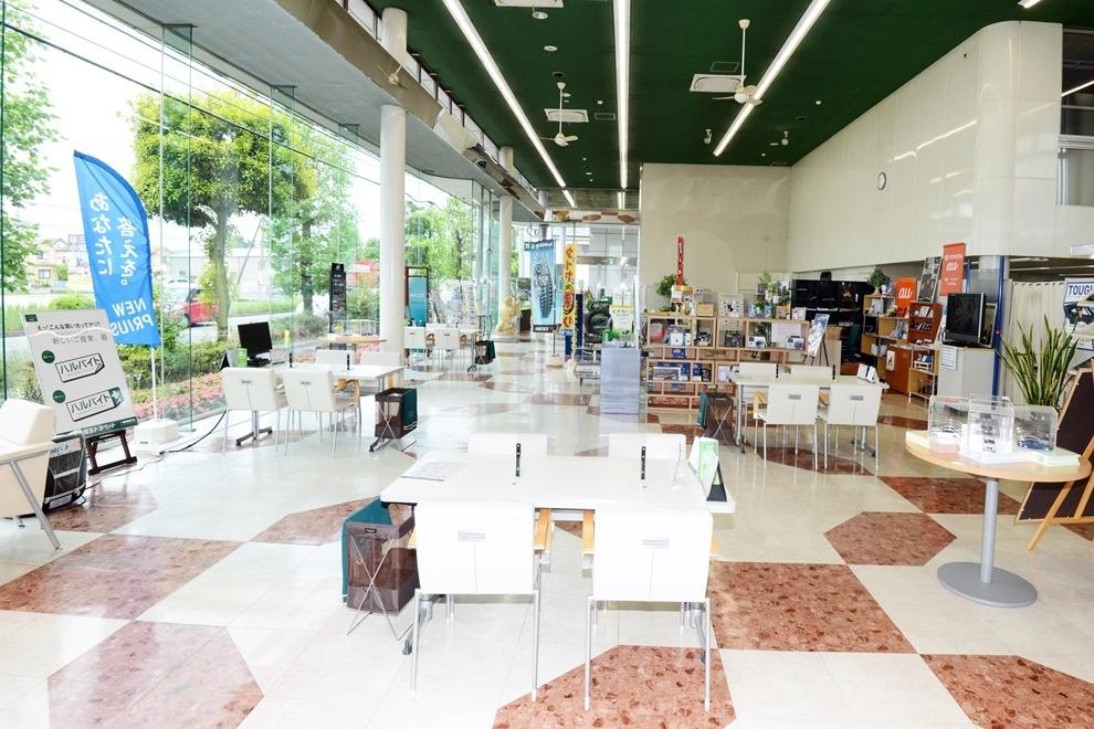 川越北支店ショールーム写真