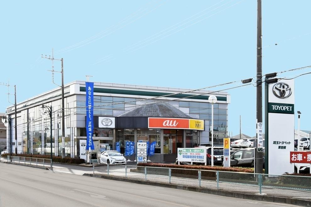 東岩槻支店 店舗外観写真