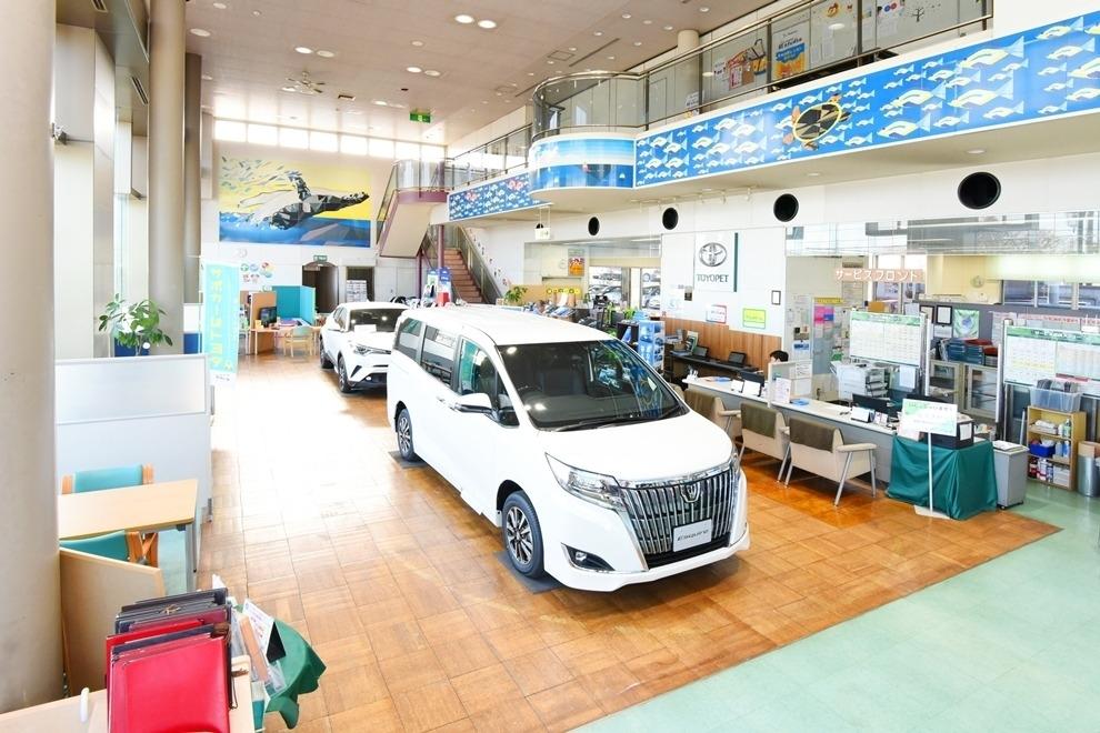 東岩槻支店 ショールーム写真