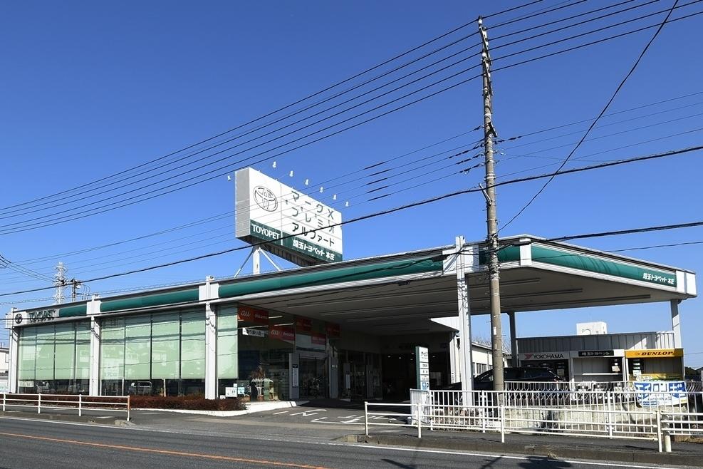 本庄支店 店舗外観写真