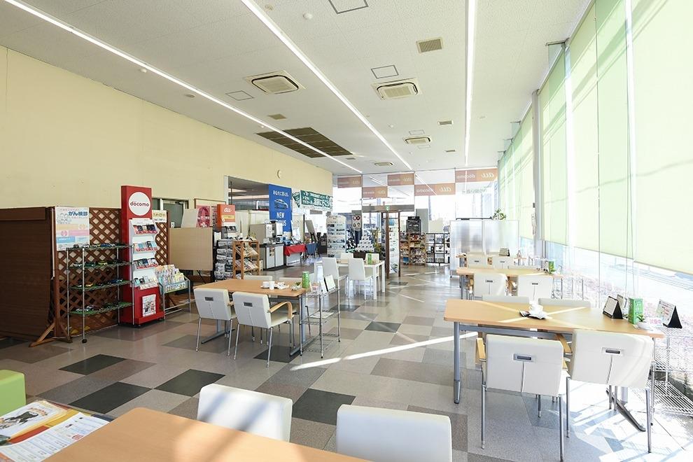 本庄支店 ショールーム写真