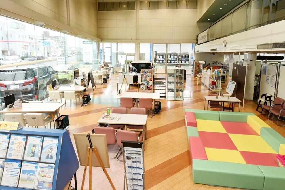 浦和東支店 ショールーム写真