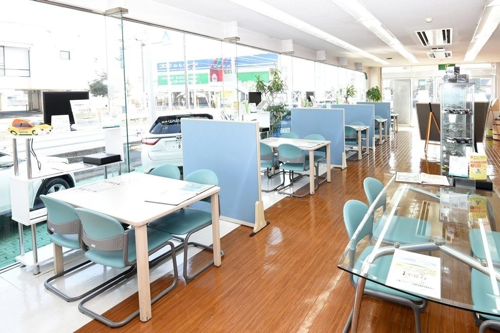 川口支店 ショールーム写真