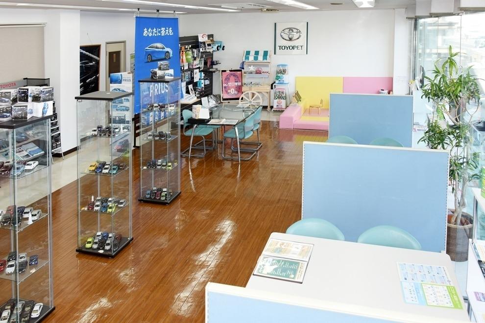 浦和支店 ショールーム写真