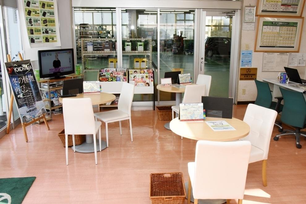 浦和支店ショールーム写真