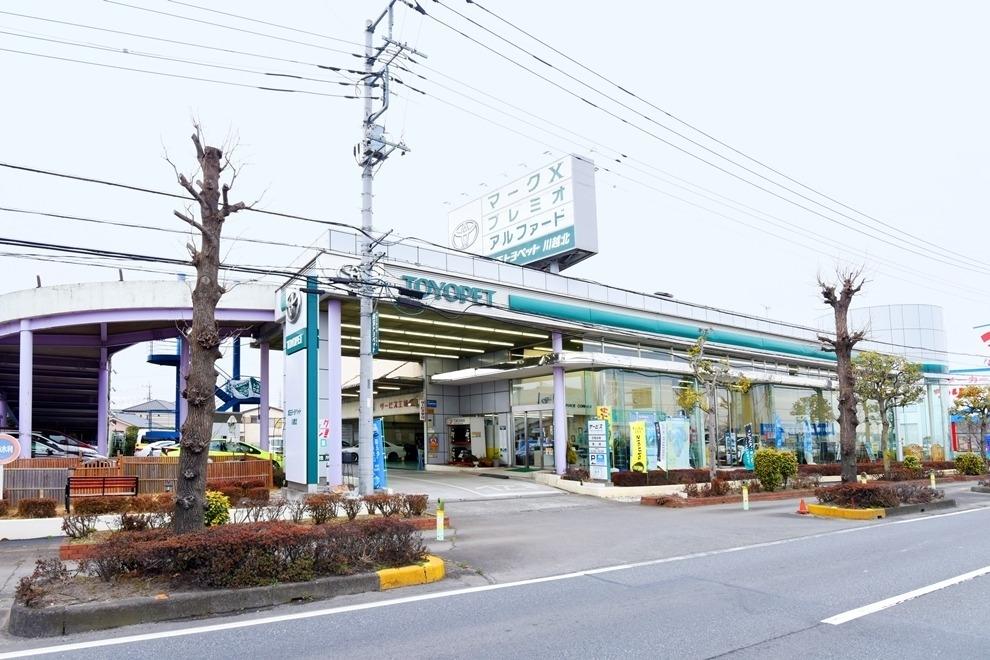 川越北支店 店舗外観写真