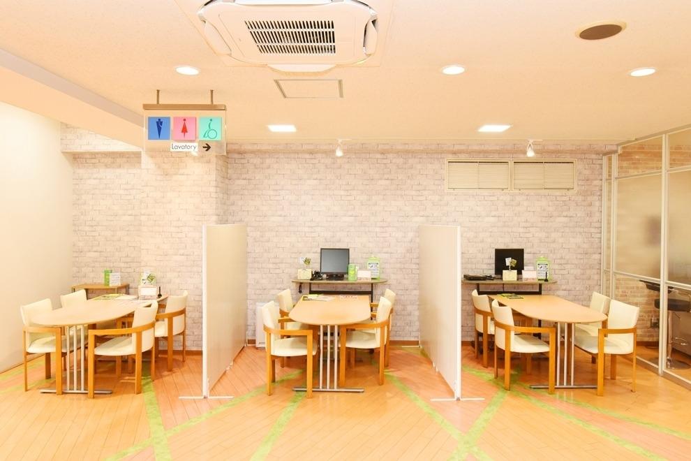 朝霞支店 ショールーム写真