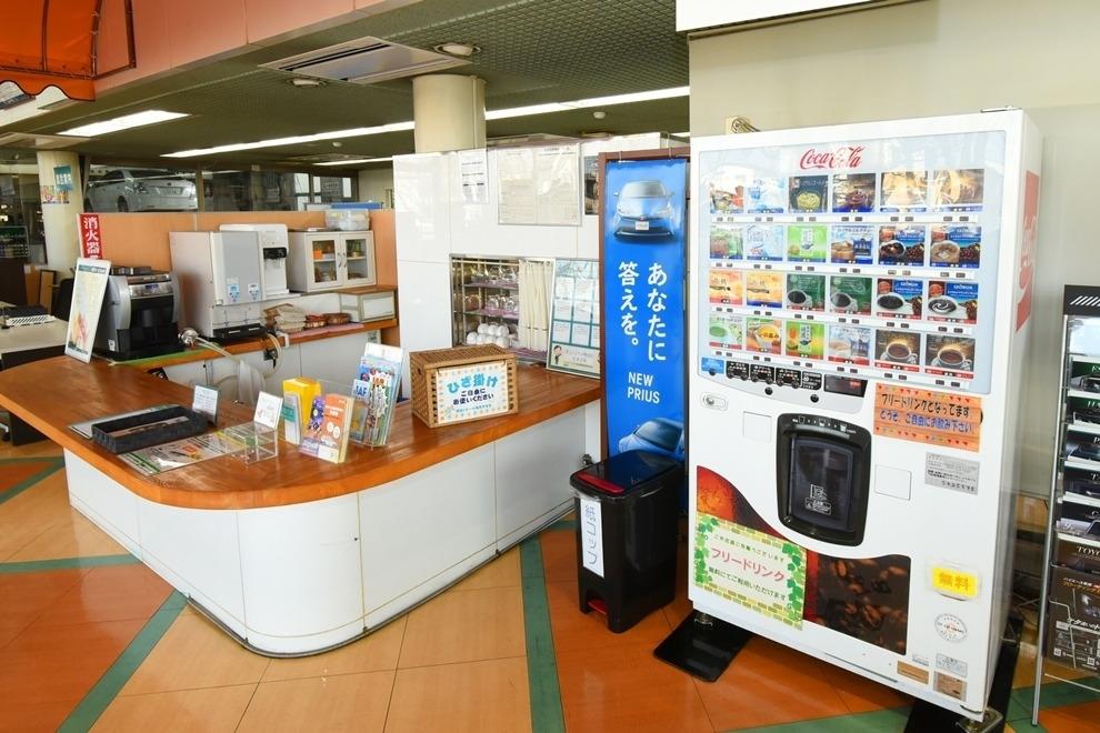 志木支店 ショールーム写真