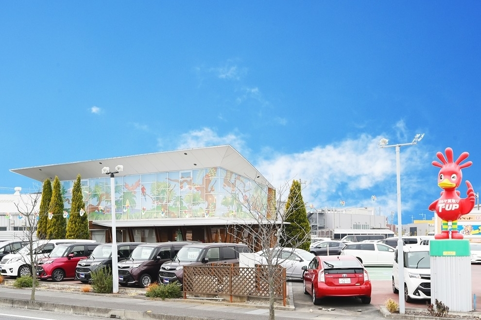 U-carランド一平熊谷店 店舗外観写真