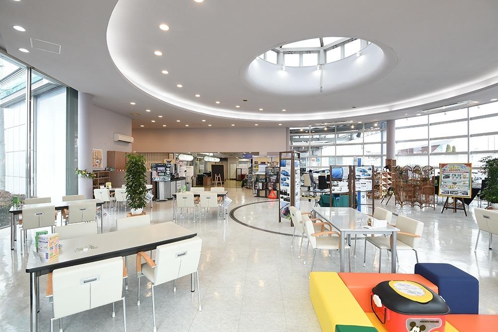 熊谷支店 ショールーム写真