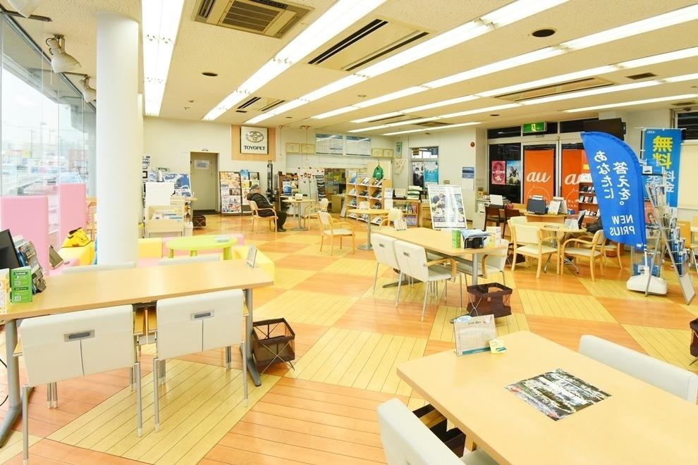 三郷支店 ショールーム写真
