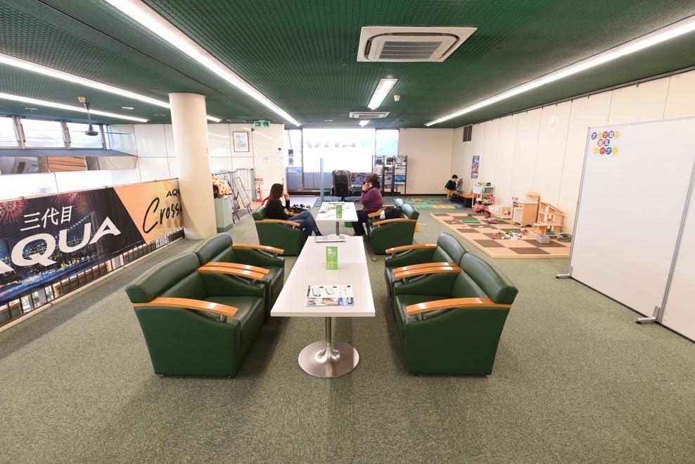 所沢北支店 ショールーム写真