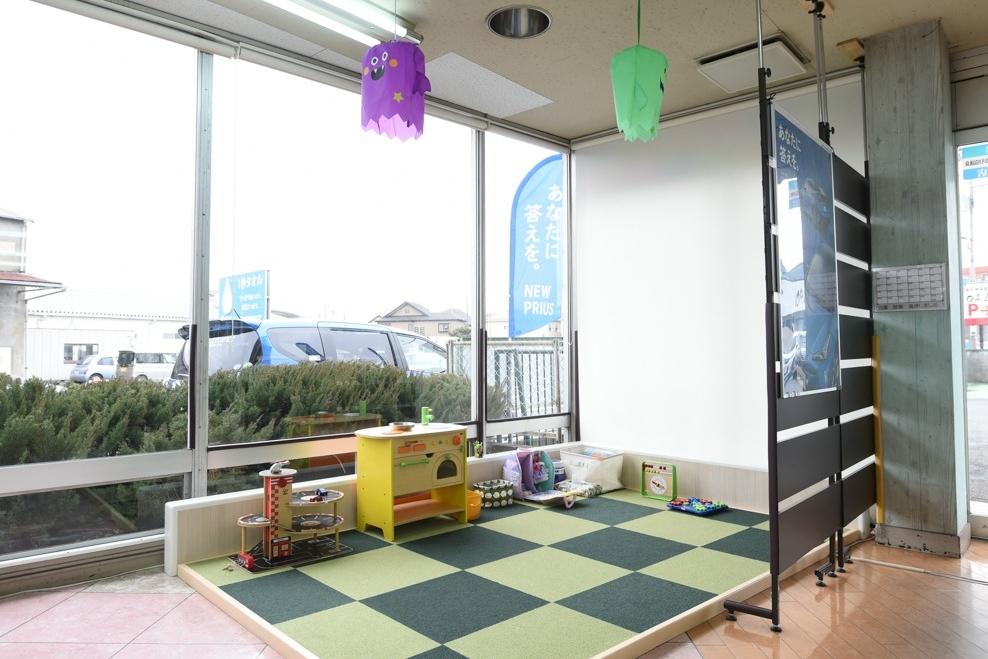 川越支店 ショールーム写真