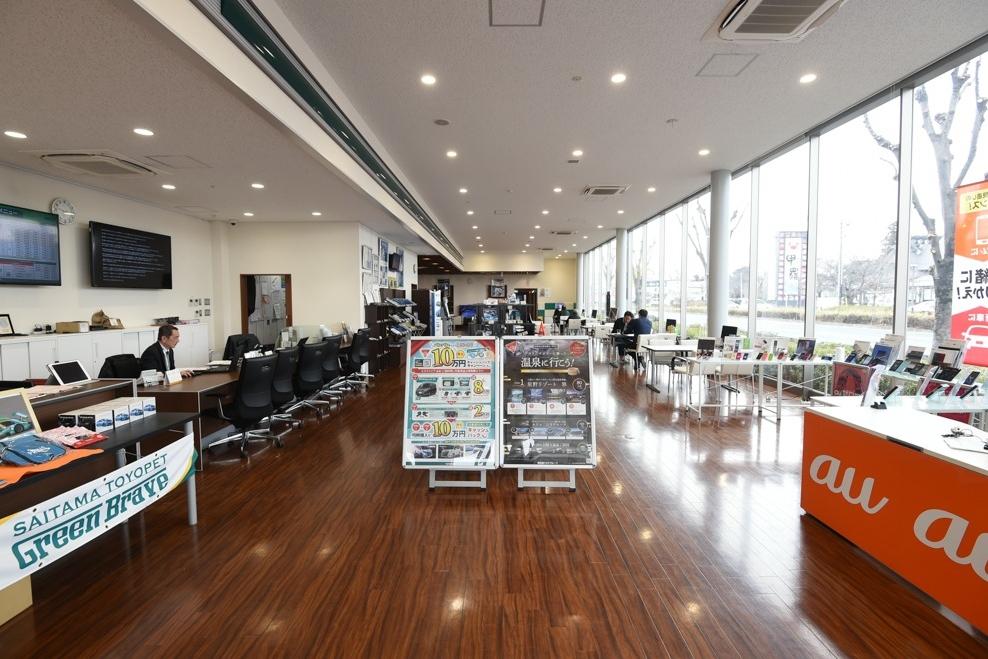 鶴ヶ島支店 ショールーム写真