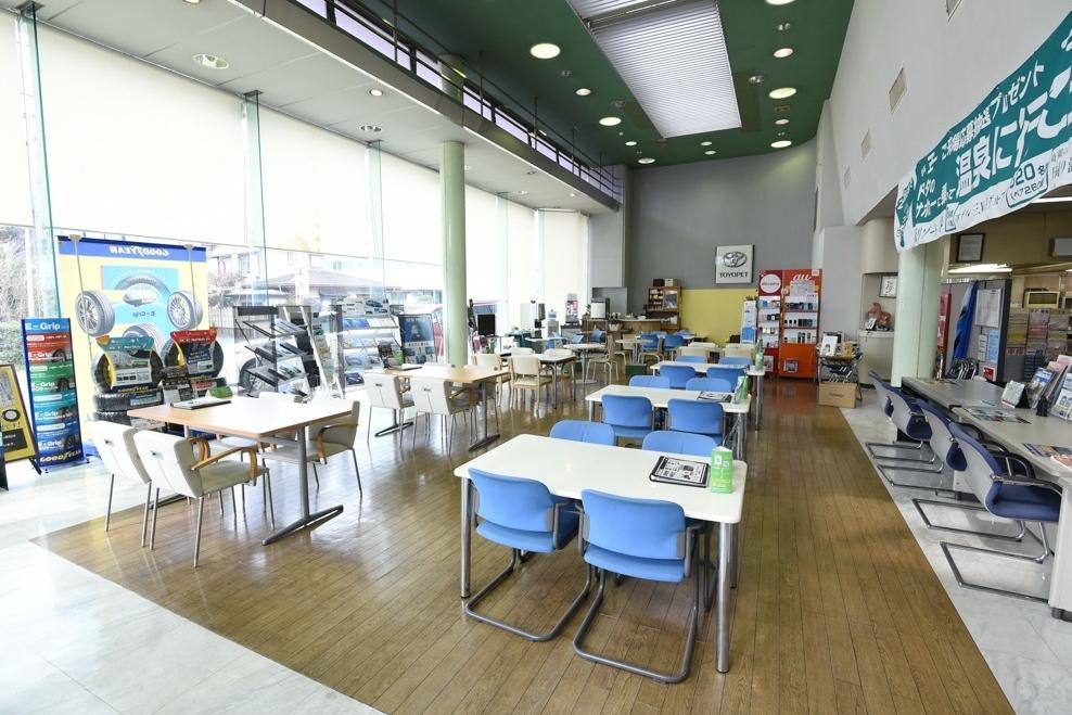東松山支店 ショールーム写真