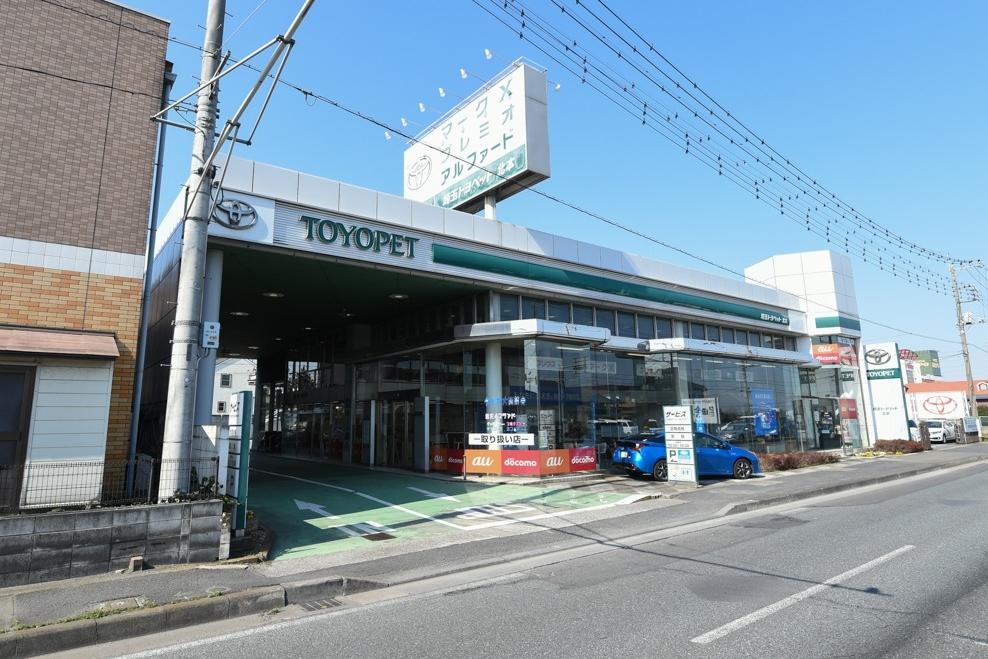北本支店 店舗外観写真