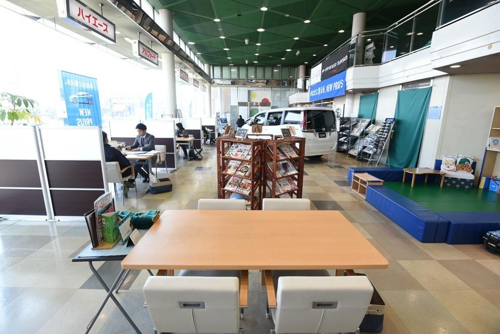 北本支店 ショールーム写真