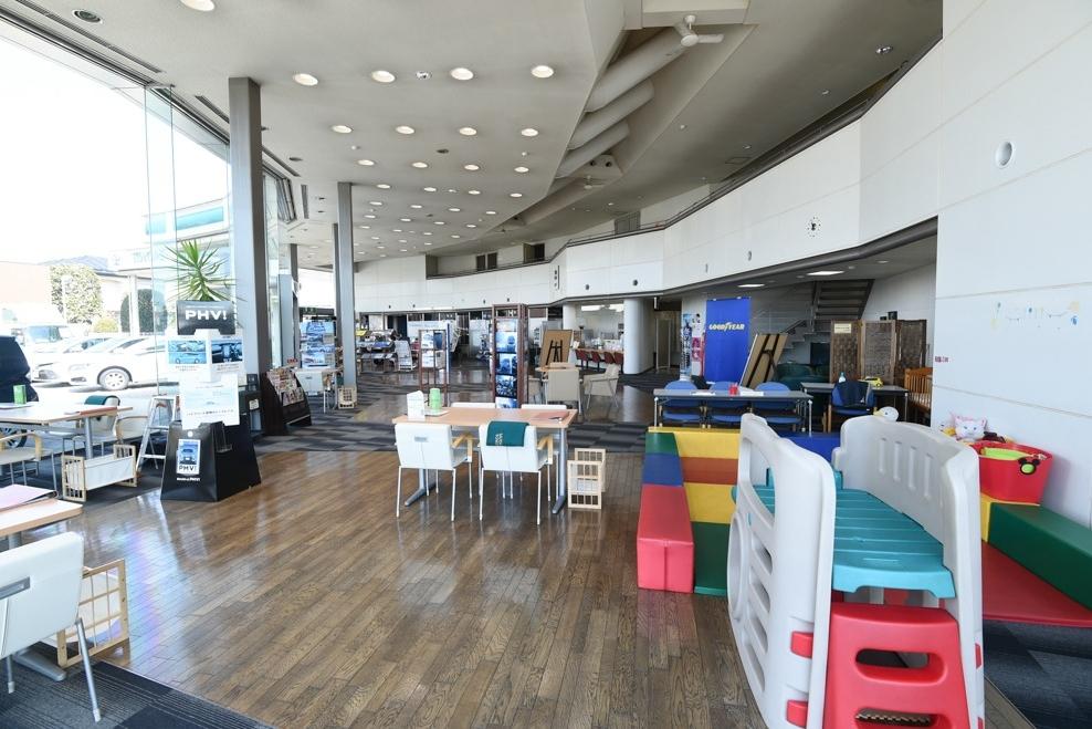 北本南支店 ショールーム写真